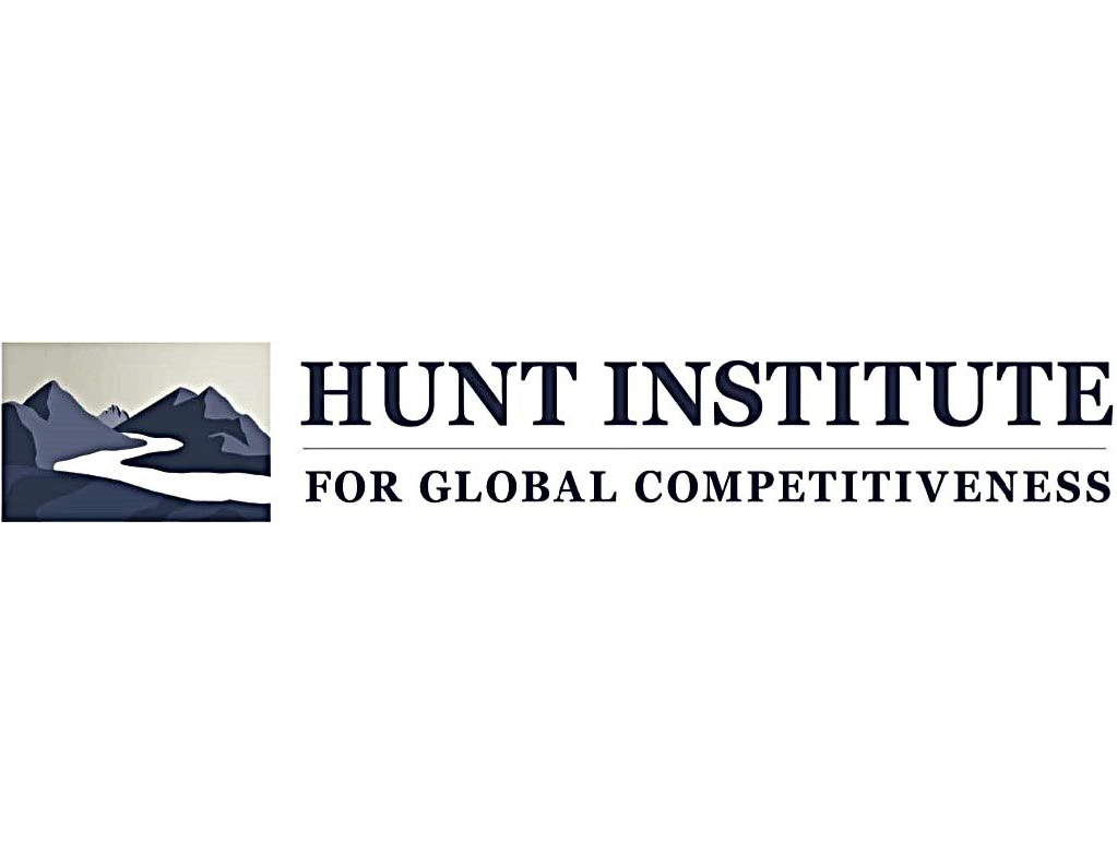 THE HUNT INSTITUTE FOR GLOBAL COMPETITIVENESS
