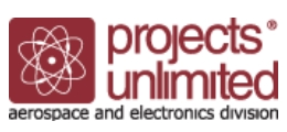 PROJECTS UNLIMITED INC